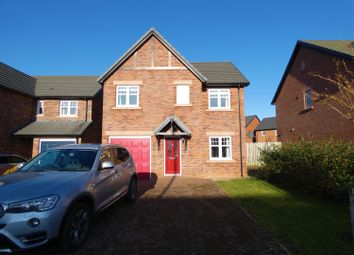 Thumbnail 4 bed detached house for sale in Birchwood Way, Dumfries