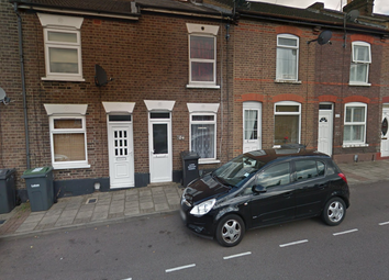 Thumbnail 2 bed terraced house to rent in Cobden Street, Luton