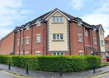 Thumbnail 2 bed flat for sale in Elder Crescent, Lindford, Hampshire