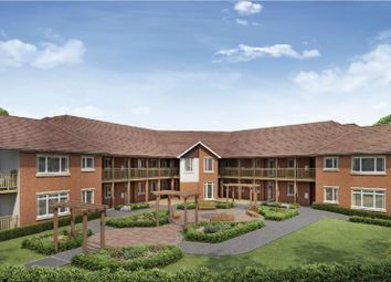 Thumbnail 2 bed flat for sale in 4 Bush Davies House, Charters Village Drive, East Grinstead, West Sussex