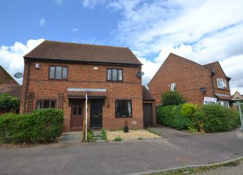 Thumbnail 2 bedroom semi-detached house for sale in Wadesmill Lane, Caldecotte, Milton Keynes, Buckinghamshire