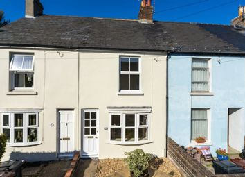 Thumbnail 2 bed terraced house to rent in Grove Road, Chichester