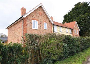 Thumbnail 2 bedroom terraced house to rent in Golden Cross, Hailsham