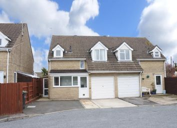 Thumbnail 3 bed semi-detached house for sale in Knoll Place, Gillingham