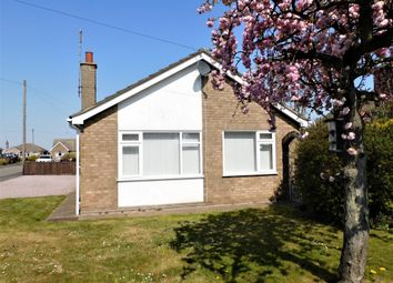 Thumbnail 2 bed detached bungalow for sale in Chapel Gardens, Whaplode, Spalding