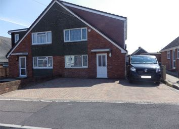 Thumbnail 4 bed semi-detached house for sale in Warman Close, Stockwood, Bristol