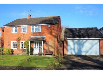 4 bed detached house for sale in Wakes Close, Dunton Bassett LE17
