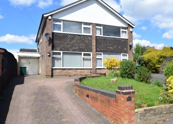 Thumbnail 3 bed semi-detached house to rent in Castle Road East, Oldbury