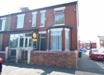 Thumbnail 3 bed end terrace house for sale in Stanley Road, Eccles, Eccles