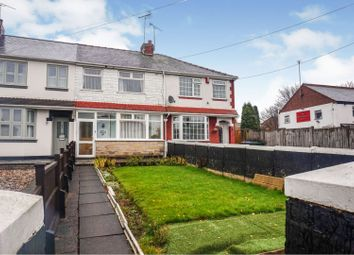 Thumbnail 3 bed terraced house for sale in Parkgate Road, Coventry
