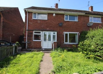 Thumbnail 3 bed semi-detached house for sale in Coterel Crescent, Cantley, Doncaster