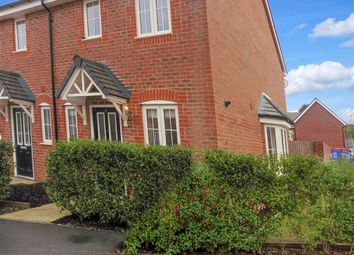 Thumbnail Semi-detached house for sale in Hawthorne Gardens, Hambrook, Chichester, West Sussex
