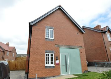 Thumbnail 2 bed detached house for sale in Measham Road, Moira, Swadlincote
