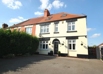 Thumbnail 5 bed semi-detached house for sale in Haygate Road, Wellington, Telford, Shropshire