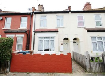Thumbnail 3 bed terraced house to rent in Wellington Road, Harrow
