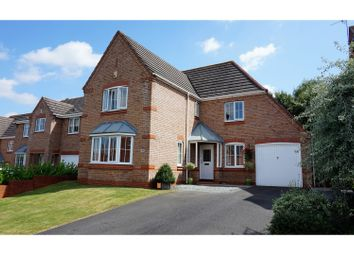 Thumbnail 4 bed detached house for sale in Sandles Road, Droitwich