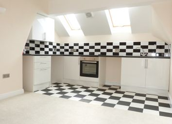 Thumbnail 1 bedroom flat for sale in Ashbourne Road, Leek, Staffordshire