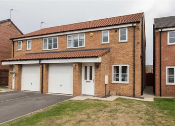 Thumbnail 3 bedroom property for sale in Brambling Way, Scunthorpe