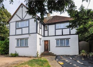 Thumbnail 4 bed detached house for sale in Russell Hill, Purley, Surrey