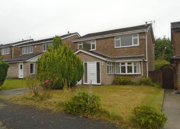 Thumbnail 4 bed detached house to rent in Holbeach Close, Bury
