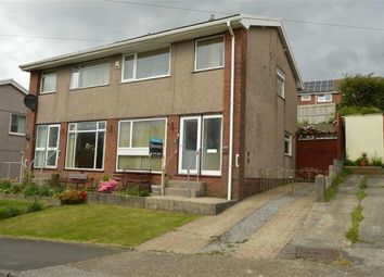 Thumbnail 3 bed semi-detached house for sale in Broadacre, Dunvant, Swansea
