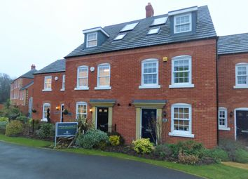 Thumbnail 4 bed end terrace house for sale in King Alfred Way, Great Denham, Bedford