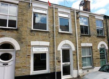 Thumbnail 2 bed terraced house for sale in St Dominic Street, Truro, Cornwall