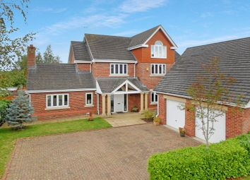 5 bed detached house for sale in Hampstead Drive, Wychwood Park, Cheshire CW2