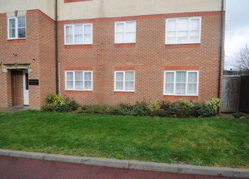 Thumbnail 2 bedroom flat to rent in Town Mead, West Green, Town Centre