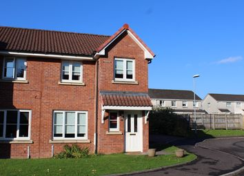 Thumbnail 3 bed semi-detached house to rent in Dunnock Place, Coatbridge