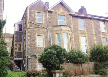 Thumbnail 2 bed flat to rent in Edinburgh Place, Weston-Super-Mare