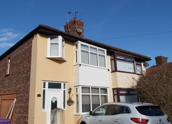 Thumbnail 3 bed semi-detached house for sale in Berwyn Road, Walton, Liverpool