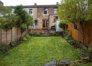 Thumbnail 2 bed terraced house for sale in Yews Hill Road, Lockwood, Huddersfield, West Yorkshire