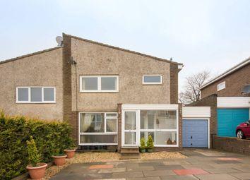 Thumbnail 3 bed semi-detached house for sale in Clerkington Road, Haddington