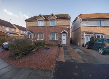 Thumbnail 2 bed semi-detached house for sale in Woodville Court, Broxburn