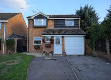 Thumbnail 4 bed detached house for sale in Hardy Avenue, Yateley