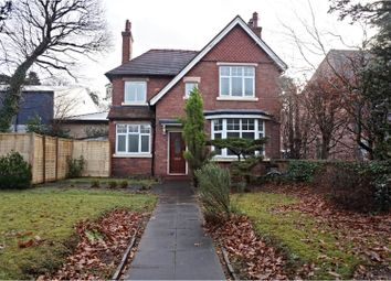 Thumbnail 3 bedroom detached house to rent in Chester Road South, Kidderminster