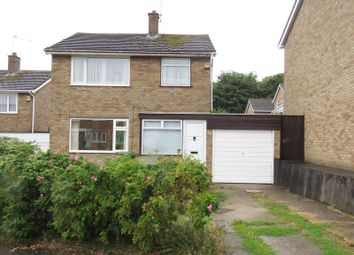 Thumbnail 3 bed detached house for sale in Roche Way, Wellingborough