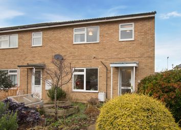 Thumbnail 3 bedroom end terrace house for sale in Jubilee Close, Waterbeach, Cambridge