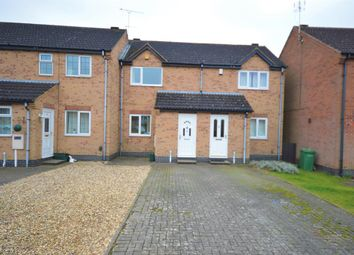 Thumbnail 2 bed town house for sale in Taylors Bridge Road, Wigston