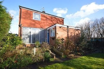 Thumbnail 3 bed detached house for sale in Lightley Close, Sandbach