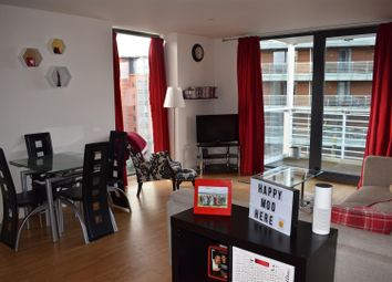 Thumbnail 2 bed flat for sale in St George's Island, 4 Kelso Place, Manchester