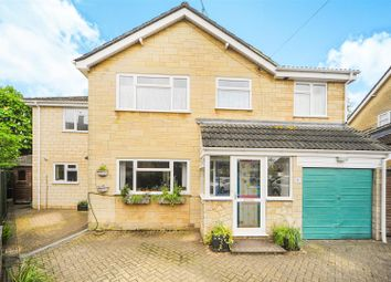 Thumbnail 4 bed detached house for sale in Berkley Close, Chippenham