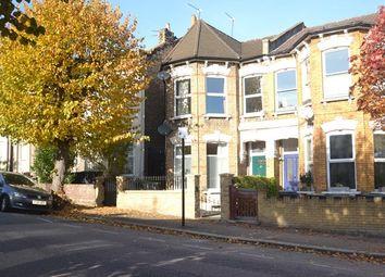 Thumbnail 3 bed flat to rent in Burgoyne Road, London