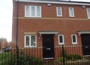 Thumbnail 2 bed property to rent in Shropshire Close, Walsall