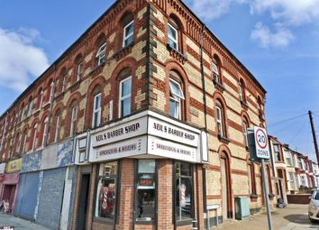 Thumbnail 1 bed flat for sale in Stanley Road, Bootle
