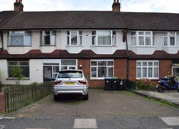 Thumbnail 3 bed terraced house to rent in Ecclesbourne Gardens, Palmers Green, London