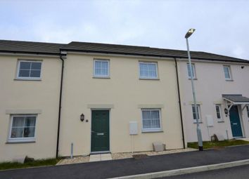 Thumbnail 2 bed terraced house for sale in Penscowen Road, Camborne, Cornwall