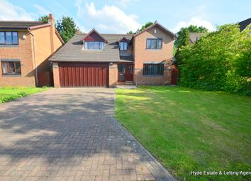 4 bed detached house for sale in Cornlea Drive, Worsley, Manchester M28