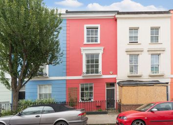Thumbnail 4 bed terraced house for sale in Falkland Road, Kentish Town, London